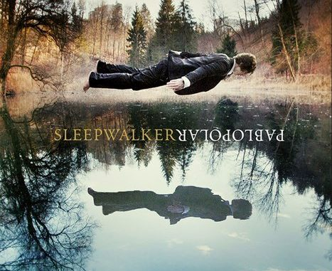 CD Cover 'Sleepwalker' by Pablopolar