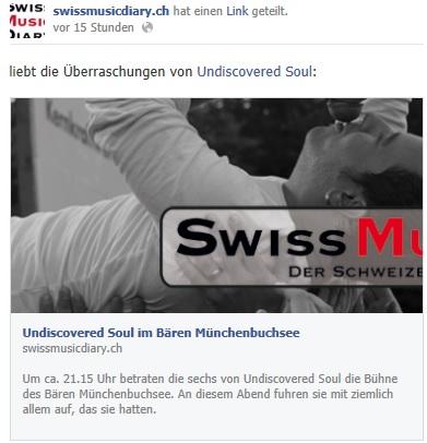 SwissMusicDiary