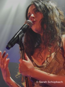 Eliza Doolittle in Bern