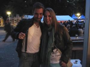 Marco Kunz & ich