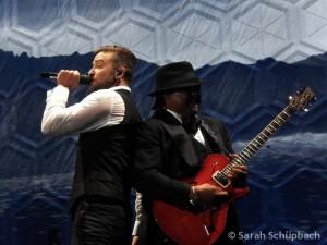 Justin Timberlake @ Zurich