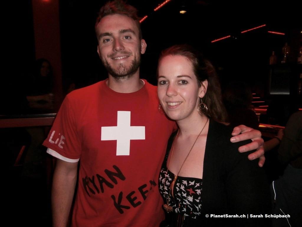 Rian Keen @ Komplex Club Zurich