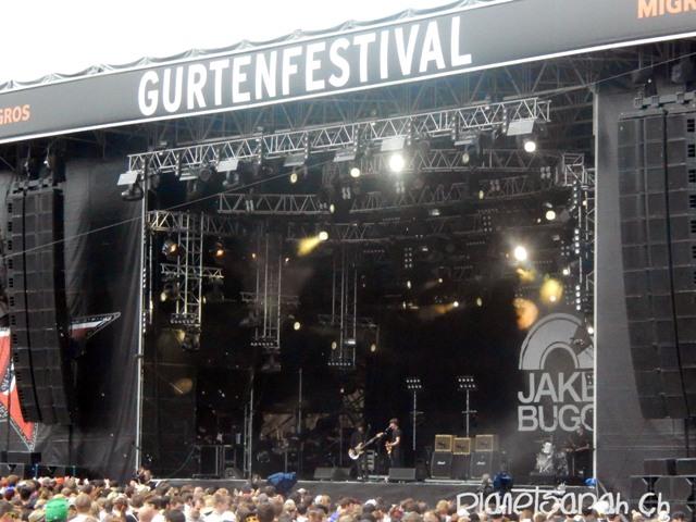 Jake Bugg @ Gurtenfestival