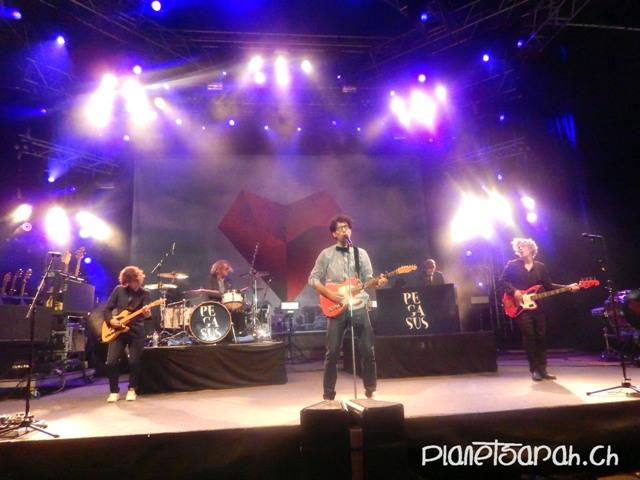 Pegasus @ Gurtenfestival