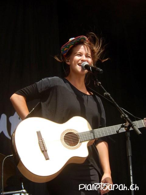 Selah Sue @ Gurtenfestival