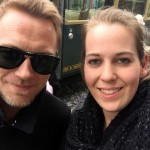 Ronan Keating in Grindelwald