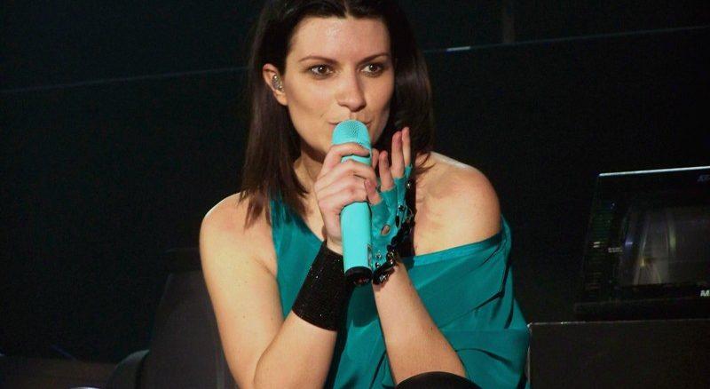 Laura Pausini Zurich 2009