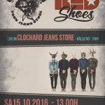 © Clochard Jeans Store