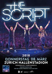 The Script Zurich 2018