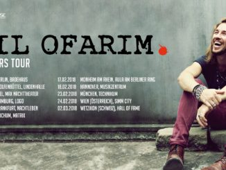Gil Ofarim 20 Years Tour