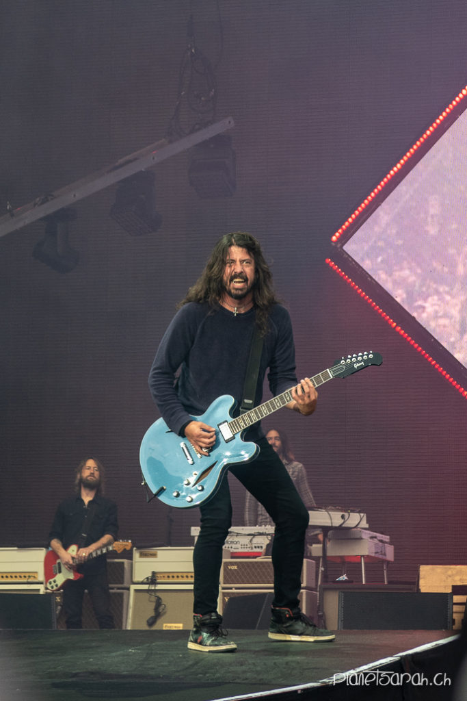 Foo Fighters Bern