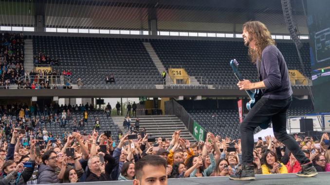 Foo Fighters Bern