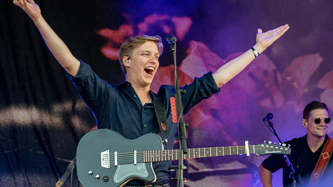 George Ezra Stars Of Sounds Murten