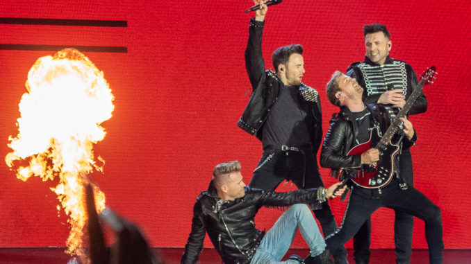 Photo gallery: Westlife at Croke Park 2019 | Planet Sarah